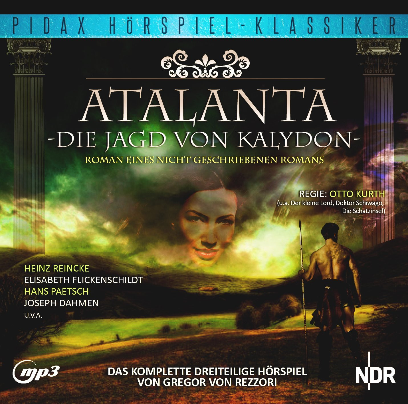 Pidax Hörspiel Klassiker - Atalanta