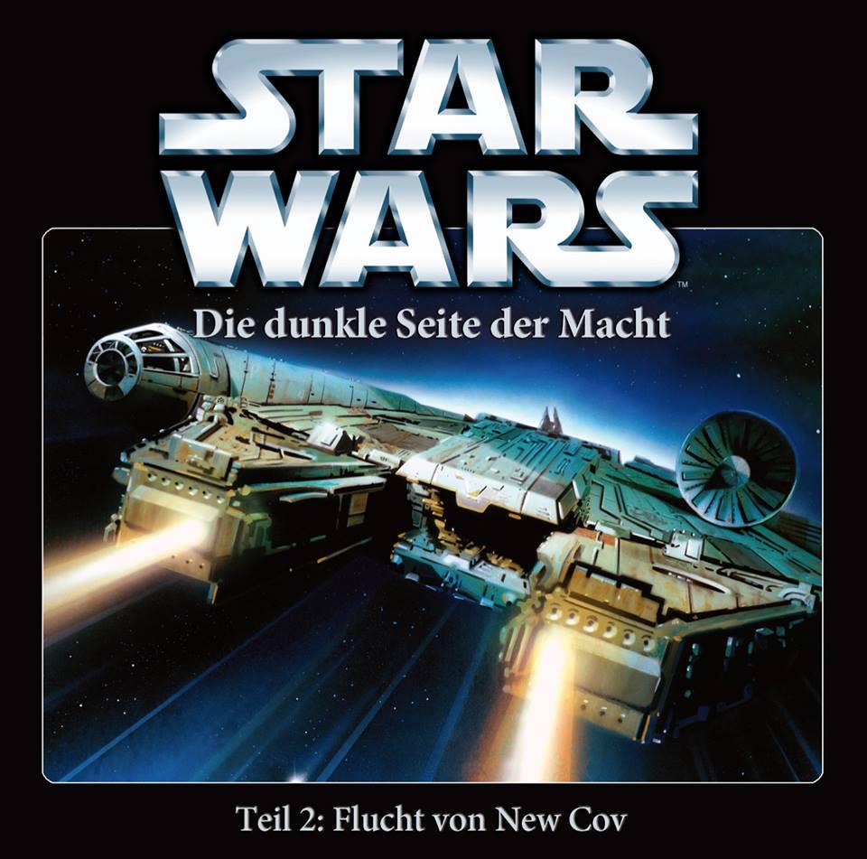 Star Wars - Die Dunkle Seite der Macht 2 Flucht von New Cov
