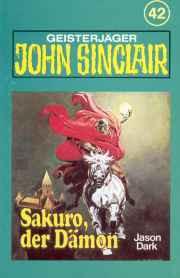 MC TSB John Sinclair 042 Sakuro, der Dämon