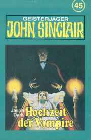 MC TSB John Sinclair 045 Hochzeit der Vampire