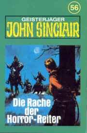 MC TSB John Sinclair 056 Die Rache der Horror-Reiter