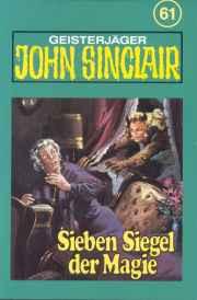 MC TSB John Sinclair 061 Sieben Siegel der Magie
