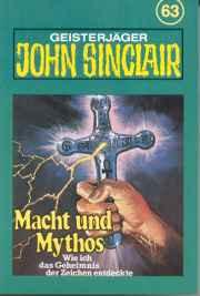 MC TSB John Sinclair 063 Macht und Mythos