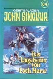 MC TSB John Sinclair 084 Das Ungeheuer von Loch Ness