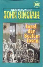MC TSB John Sinclair 095 Insel der Seelenlosen