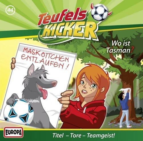 Die Teufelskicker 44 Wo Ist Tasman?