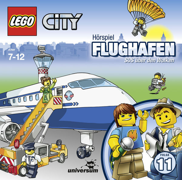 LEGO City - 11 - Flughafen