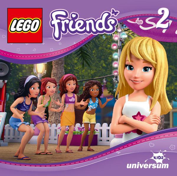 Lego Friends (02) Die Hörspiel-Reihe zur TV-Serie