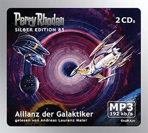 Perry Rhodan Silber Edition 85 Allianz der Galaktiker