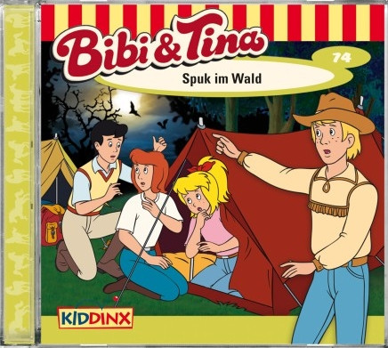 Bibi und Tina - 74 - Spuk im Wald
