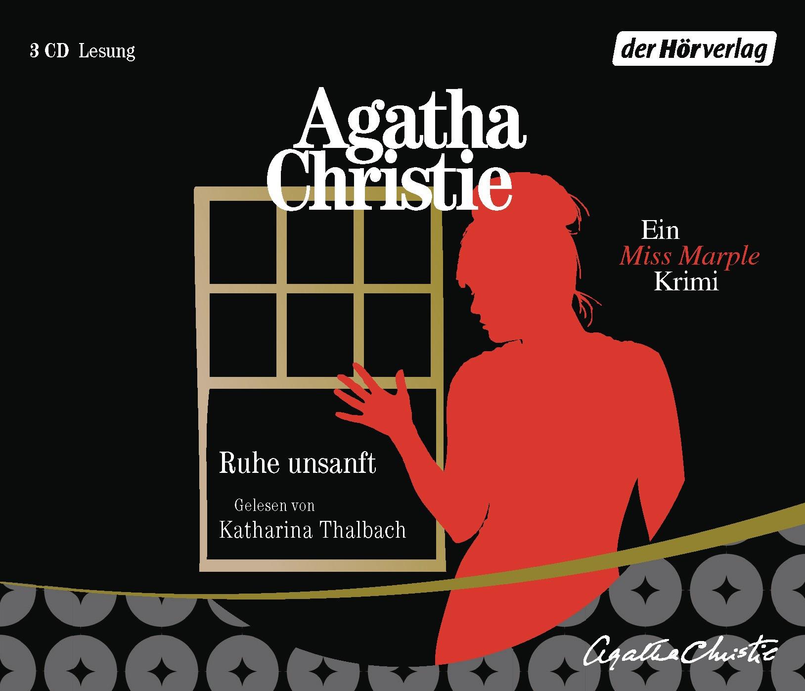 Agatha Christie - Ruhe unsanft - Ein Miss Marple Krimi