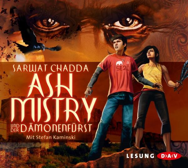 Sarwat Chadda - Ash Mistry und der Dämonenfürst