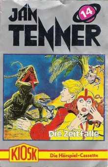 MC Kiosk Jan Tenner 14 Die Zeitfalle