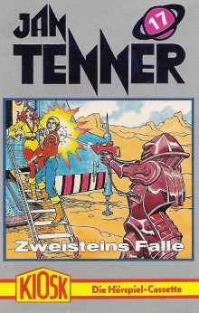 MC Kiosk Jan Tenner 17 Zweisteins Falle