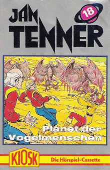 MC Kiosk Jan Tenner 18 Planet der Vogelmenschen