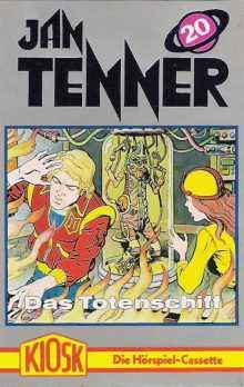 MC Kiosk Jan Tenner 20 Das Totenschiff