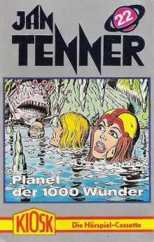 MC Kiosk Jan Tenner 22 Planet der 1000 Wunder