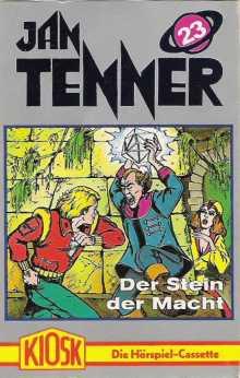 MC Kiosk Jan Tenner 23 Der Stein der Macht