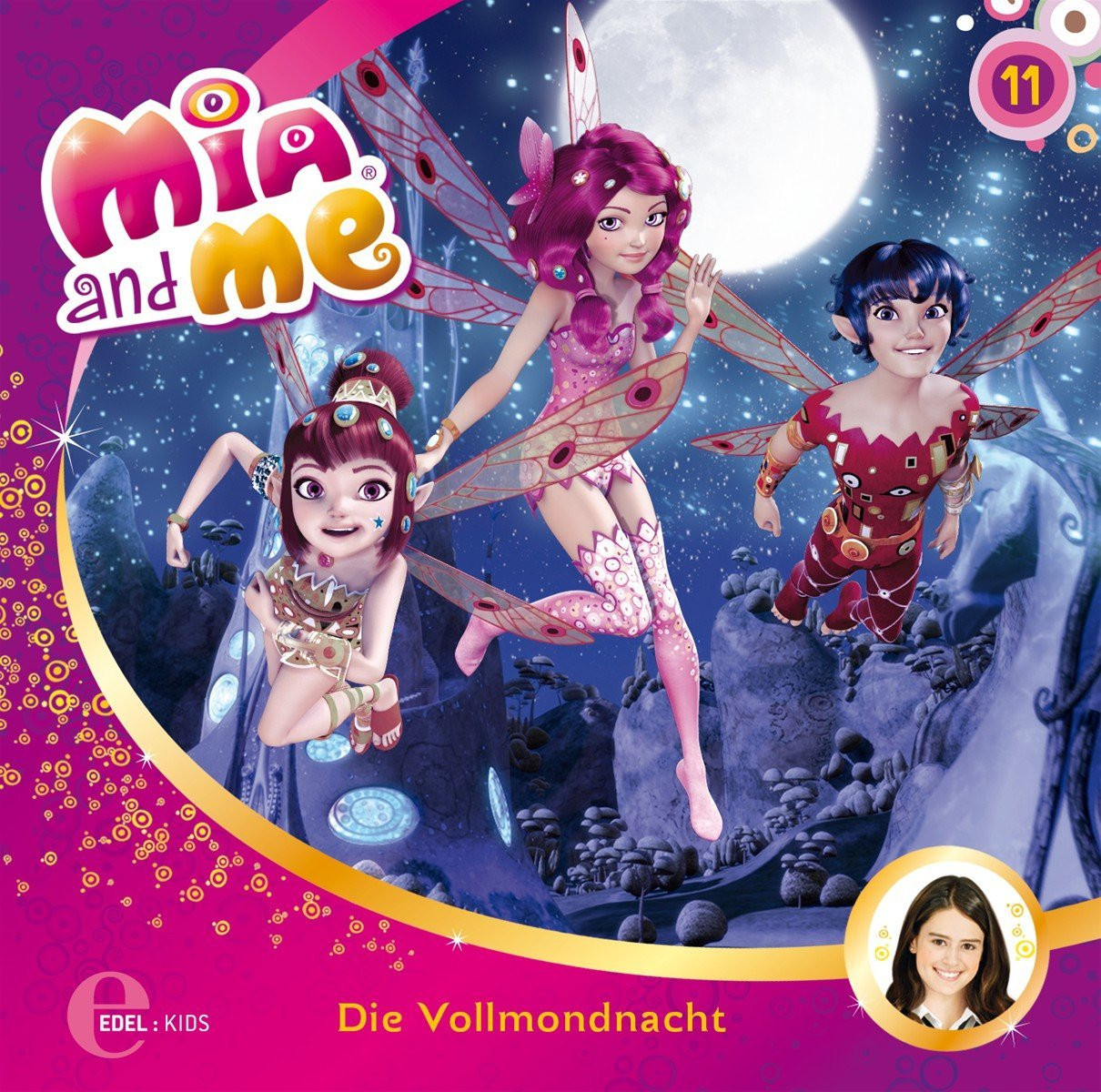 Mia and me - Folge 11: Die Vollmondnacht