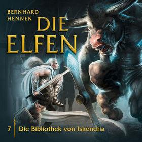 Hennen - Die Elfen 07 -  Die Bibliothek von Iskendria
