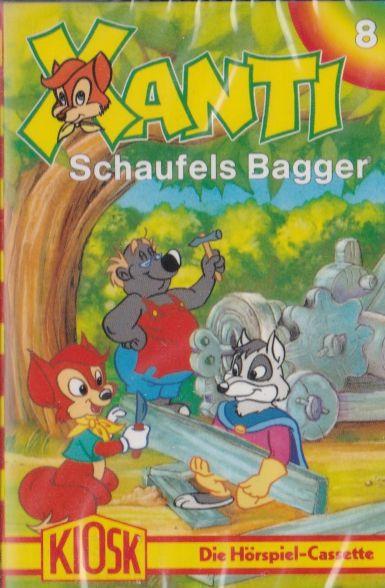 MC Kiosk Xanti 08 Schaufels Bagger