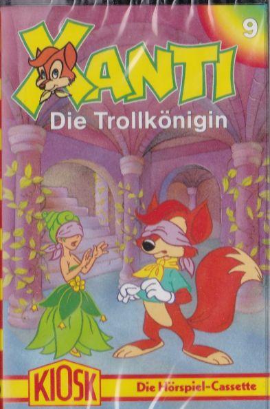 MC Kiosk Xanti 09 Die Trollkönigin