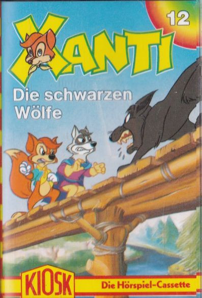 MC Kiosk Xanti 12 Die schwarzen Wölfe