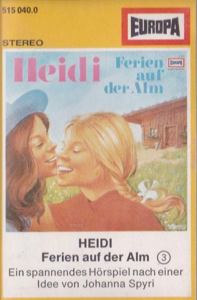 MC Europa Heidi 3 Ferien auf der Alm