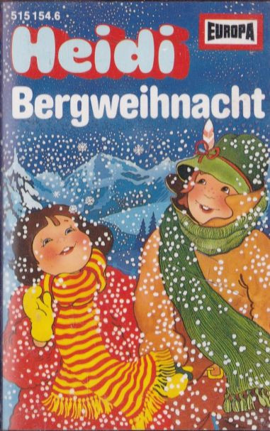 MC Europa Heidi - Bergweihnacht