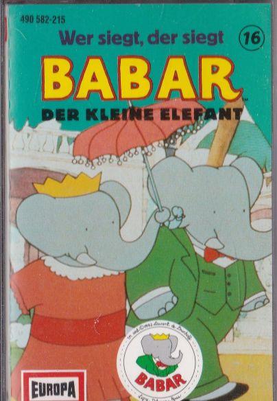 MC Europa Babar, der kleine Elefant 16 Wer siegt, der siegt