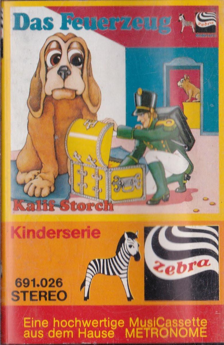 MC Zebra - Das Feuerzeug / Kalif Storch