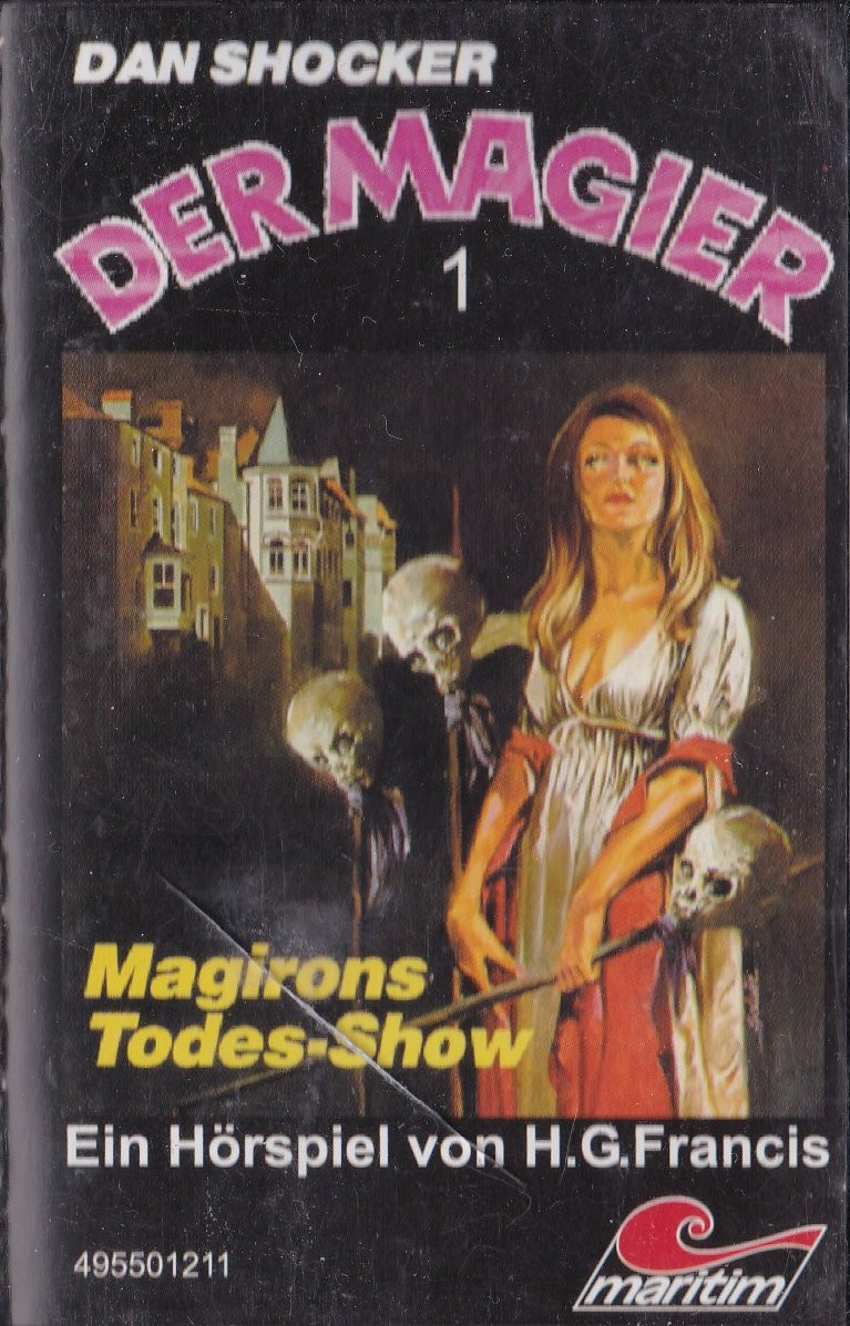 MC Maritim - Der Magier 1 Magirons Todes-Show