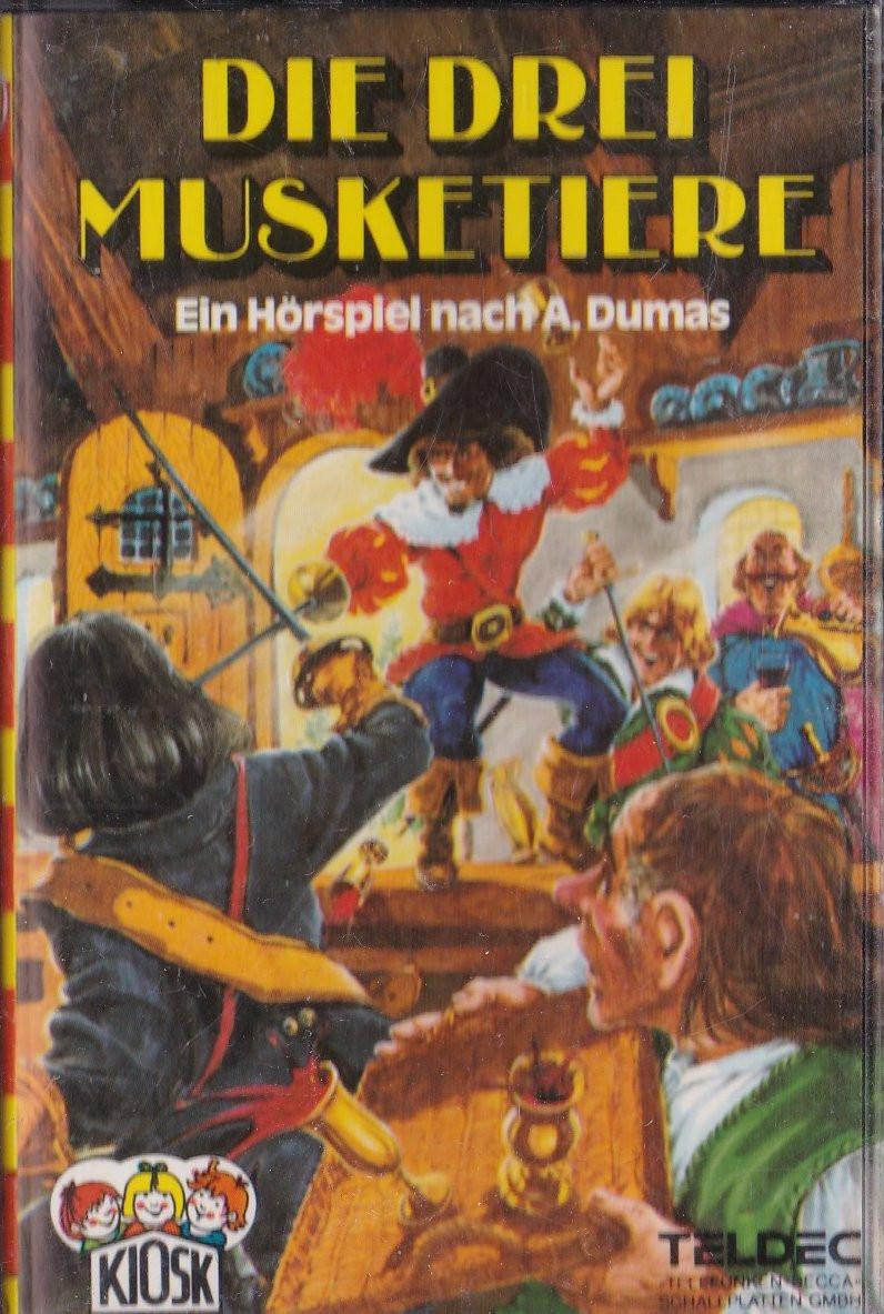 MC Kiosk Die drei Musketiere