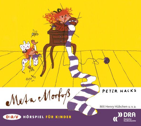 Peter Hacks - Meta Morfoß (Hörspiel)