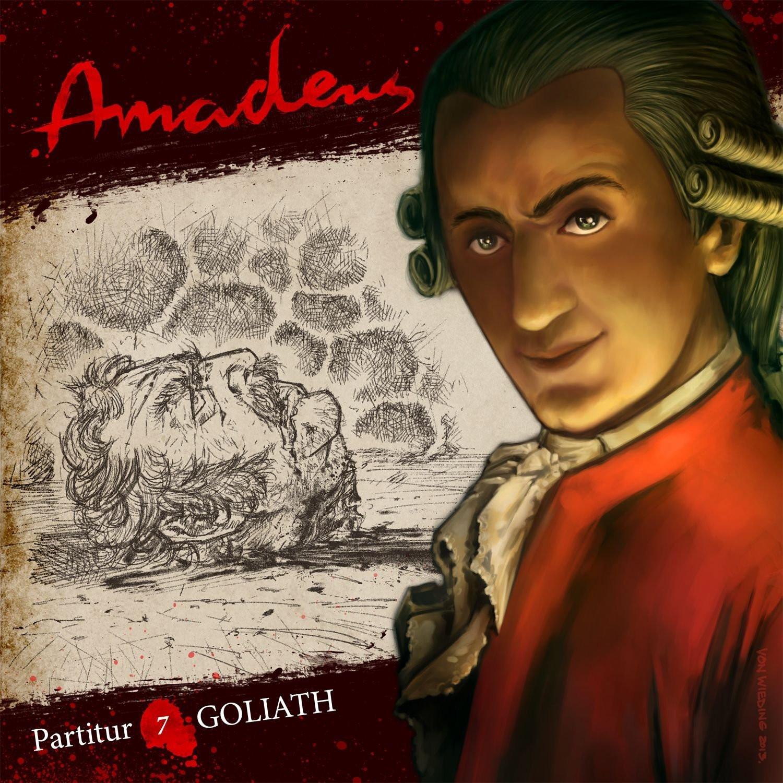 Amadeus - Partitur 7 - Goliath