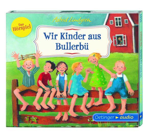 Astrid Lindgern - Wir Kinder aus Bullerbü - Das Hörspiel