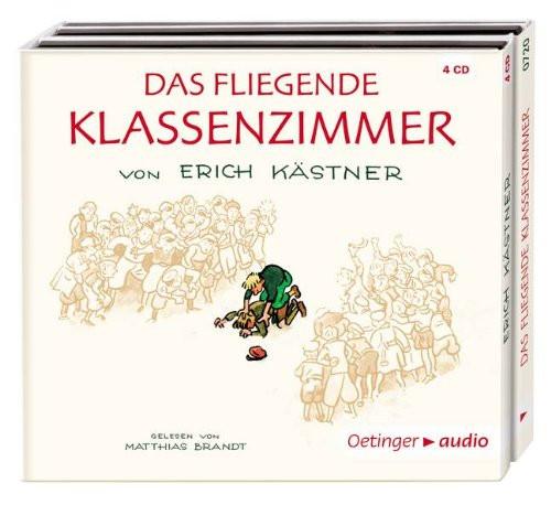 Erich Kästner - Das fliegende Klassenzimmer