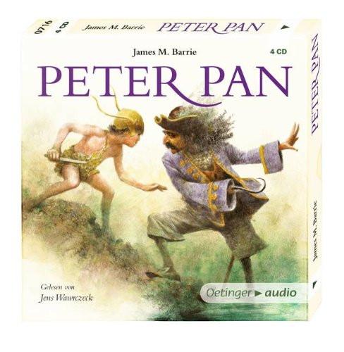 James M. Barrie - Peter Pan