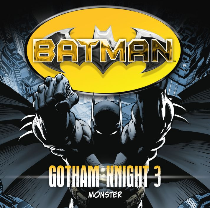 Batman – Gotham Knight, Folge 3: Monster