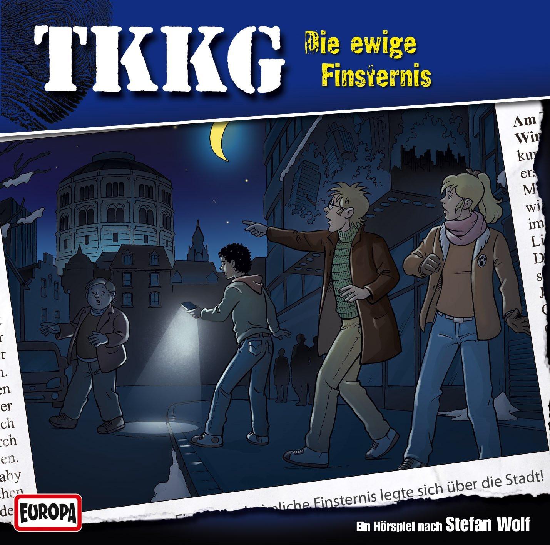 TKKG Folge 184 Die ewige Finsternis