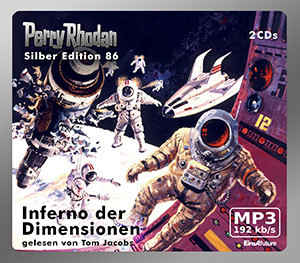 Perry Rhodan Silber Edition 86 Inferno der Dimensionen