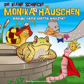 Monika Häuschen - 31: Warum haben Kröten Warzen?