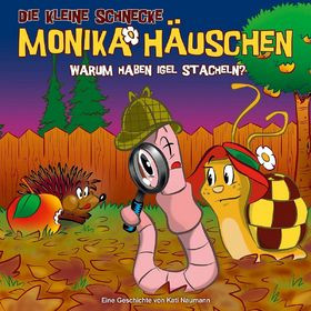 Monika Häuschen - 33: Warum haben Igel Stacheln?