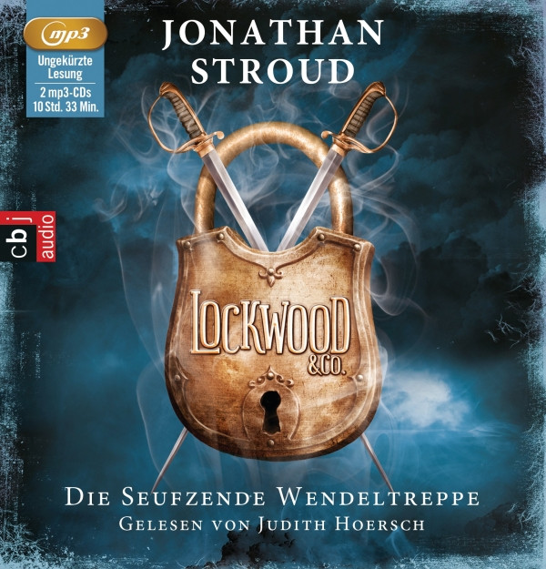 J. Stroud - Lockwood & Co - Band 1: Die seufzende Wendeltreppe