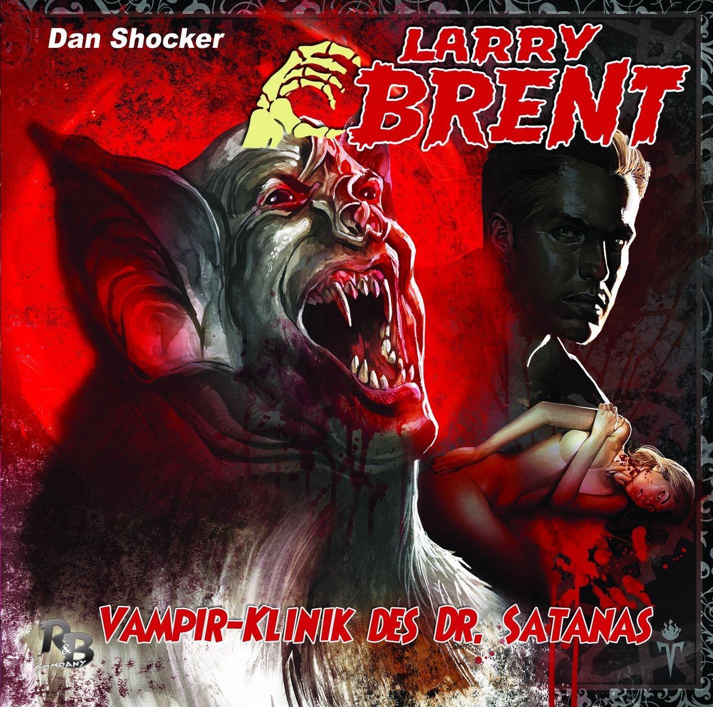 Larry Brent - Folge 11: Vampirklink des Dr. Satanas