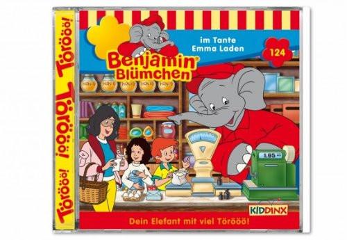 Benjamin Blümchen Folge 124 im Tante Emma Laden