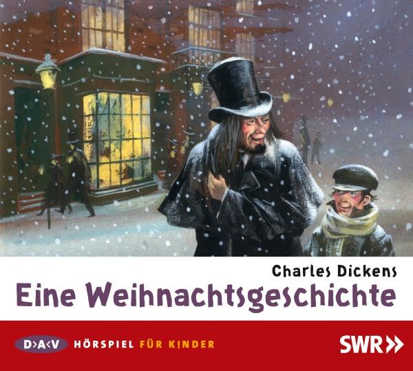 Charles Dickens - Eine Weihnachtsgeschichte (SWR Hörspiel)