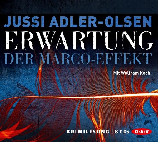 Jussi Adler-Olsen - Erwartung - Der Marco-Effekt