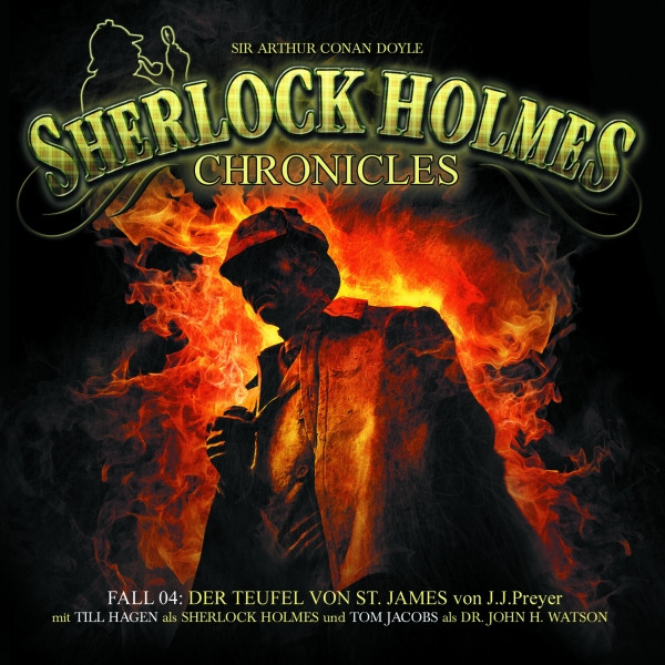 Sherlock Holmes Chronicles 04: Der Teufel von St. James