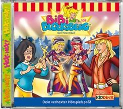 Bibi Blocksberg Folge 109 Der Hexenball